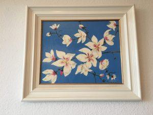 18. Mandelblüte 1999 49x39 Öl