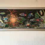 32. Aquarium R 2004 99x39 Acryl