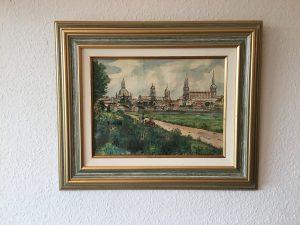 59.Dresden 1981 39x29 Aquarell