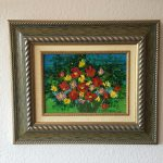 66. Sommerblumen 2000 32x23 Acryl