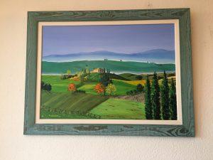8. Toscana 2006 91x65 Acryl
